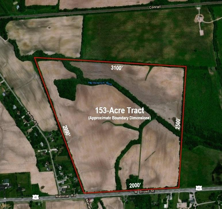 Development, Speculation, and Farming Opportunity in Franklin County, OH