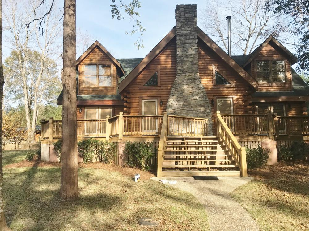 Chickasawhay River Retreat in Clarke County, MS