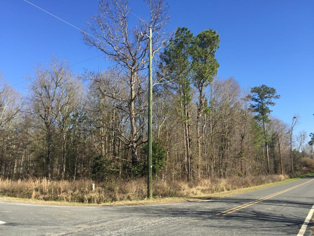 Eastover Homesite with Stream in Richland County, SC