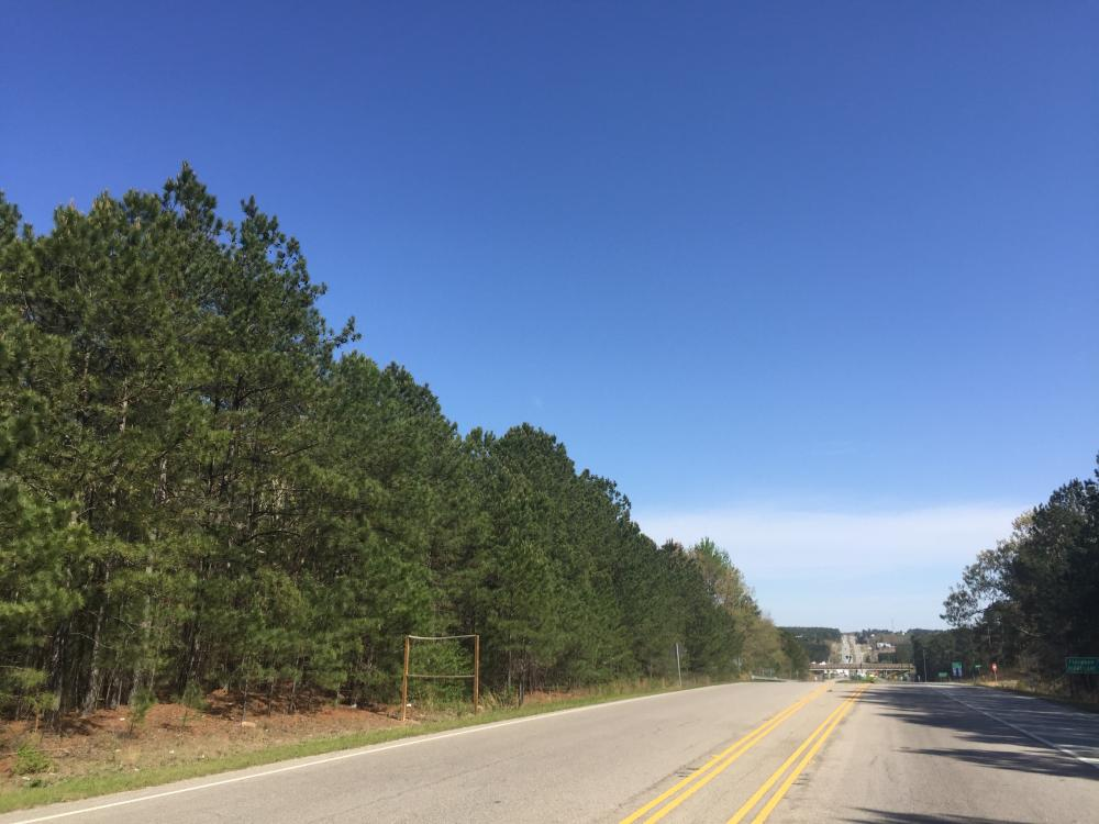 4.93 Acre Hwy 601 Commercial Property in Kershaw County, SC