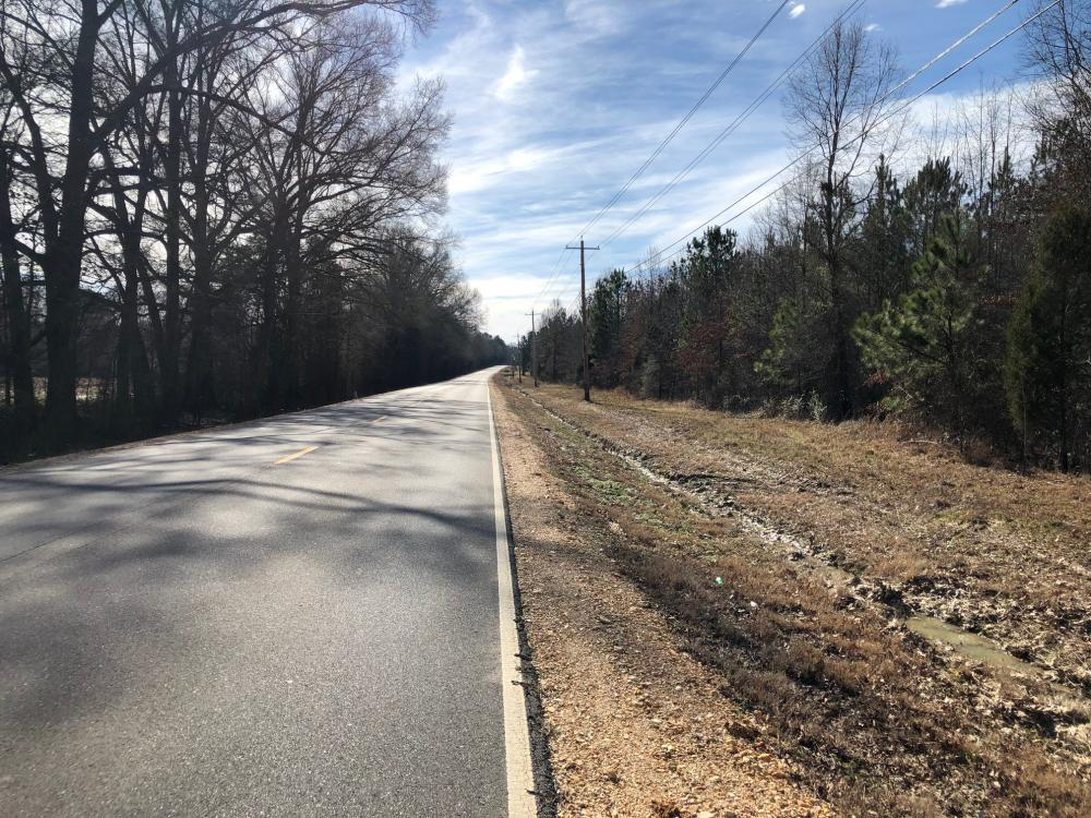 County Line Road Investment and Hunting Tract in Colbert County, AL