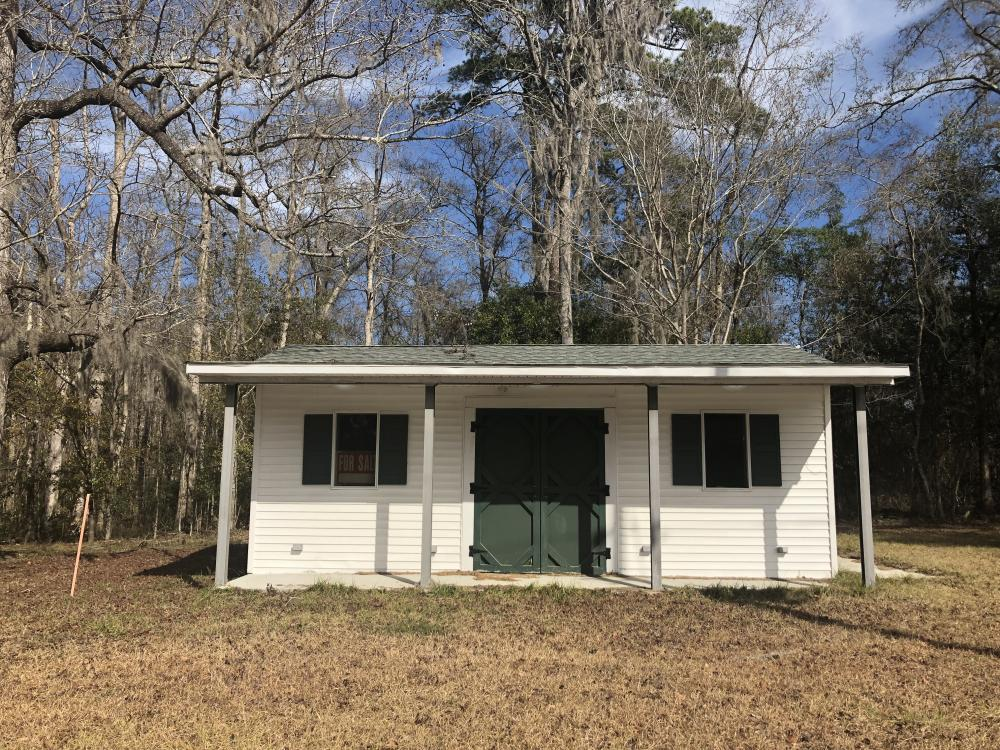 Grays Hwy 278 Commercial Lot & Building in Jasper County, SC