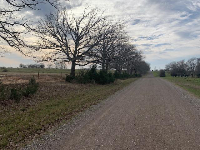 13 Acres outside of Mabank, Pasture with Trees Bordering the Property  in Kaufman County, TX
