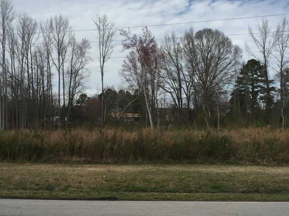 Lucama Wooded Industrial Zoned Lot in Wilson County, NC