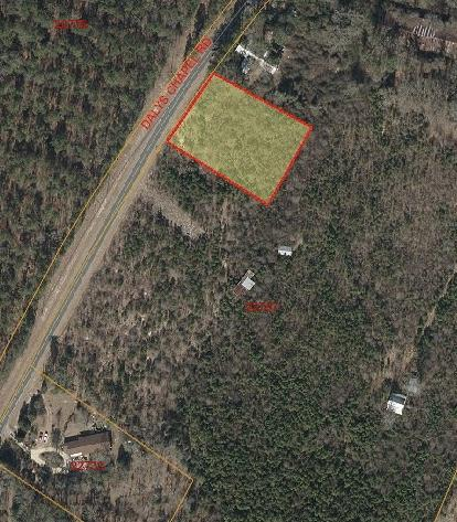 Daly's Chapel Lot A in Lenoir County, NC