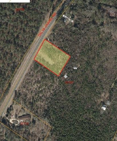 Daly's Chapel Lot B in Lenoir County, NC