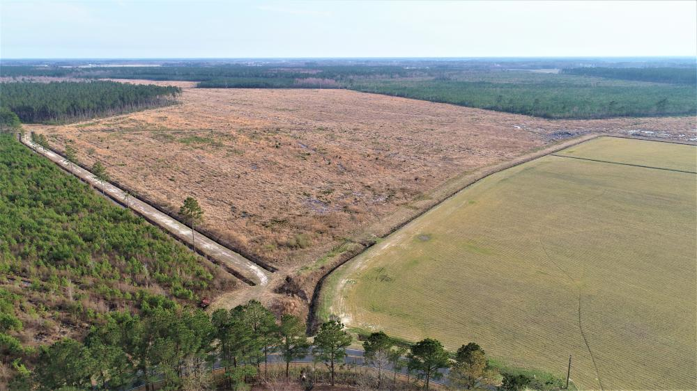 Roberson Homesite with Acreage in Lenoir County, NC
