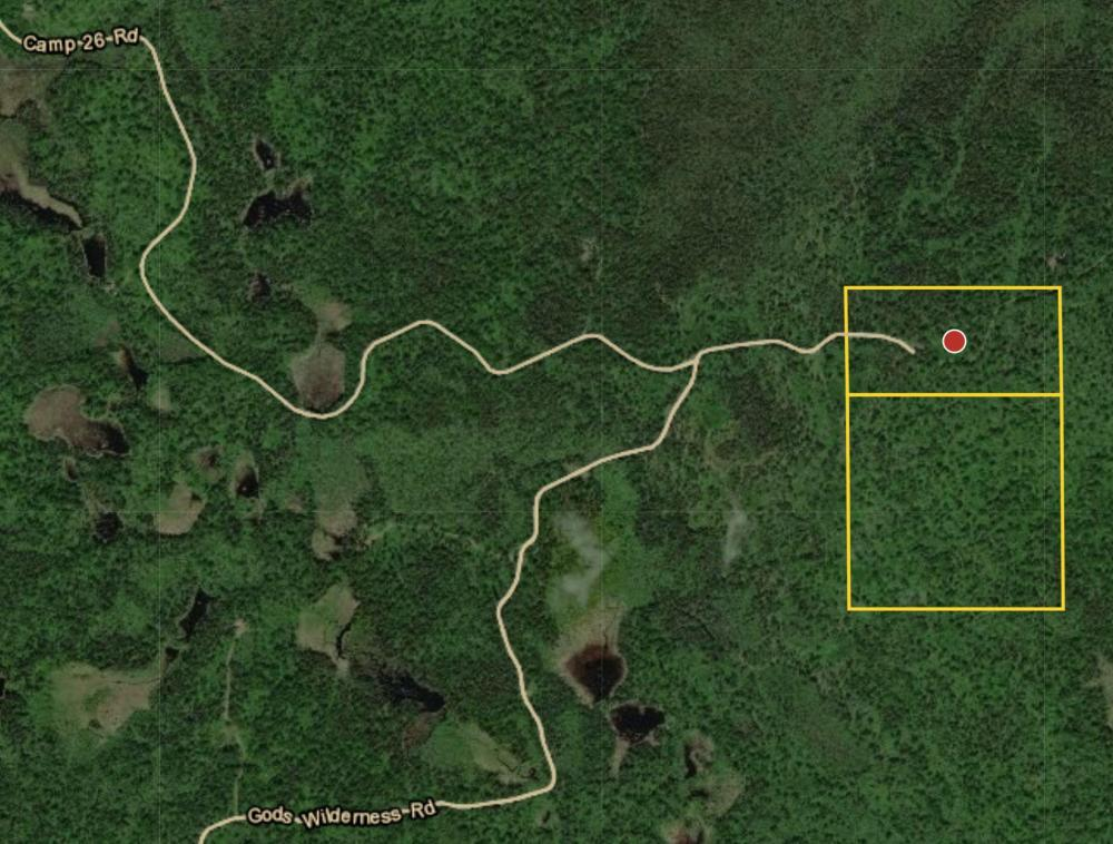 #15 60 Acres, 0 Camp 26 Rd, Hunting, Recreational Land, Finland in Lake County, MN