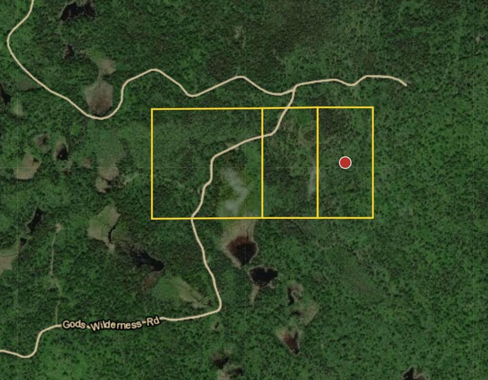 #16 0 God's  Wilderness Rd,  Finland, Hunting, Recreational Land in Lake County, MN