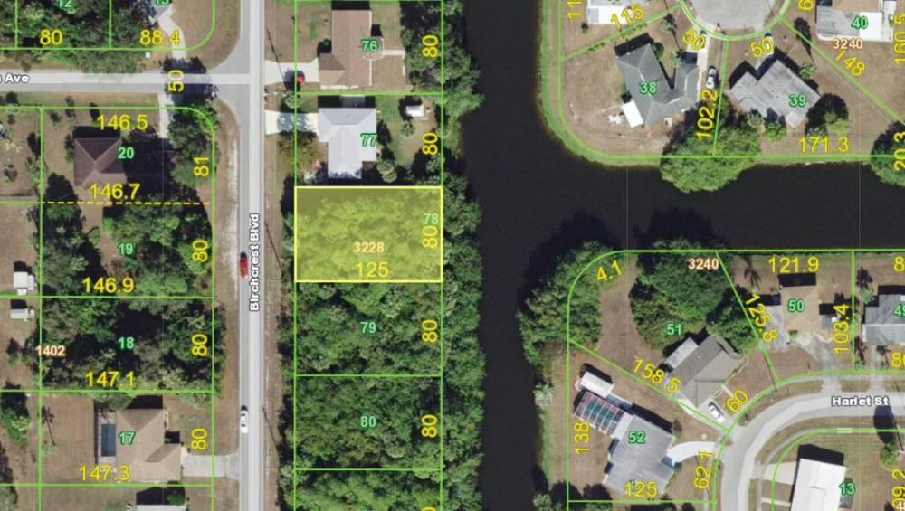Awesome lot in Port Charlotte for Sale! in Charlotte County, FL
