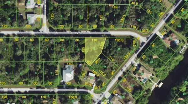 Amazing Port Charlotte lot! in Charlotte County, FL