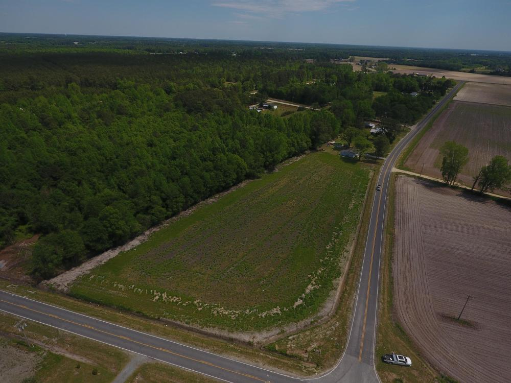 Brothers Rd Corner Lot in Lenoir County, NC