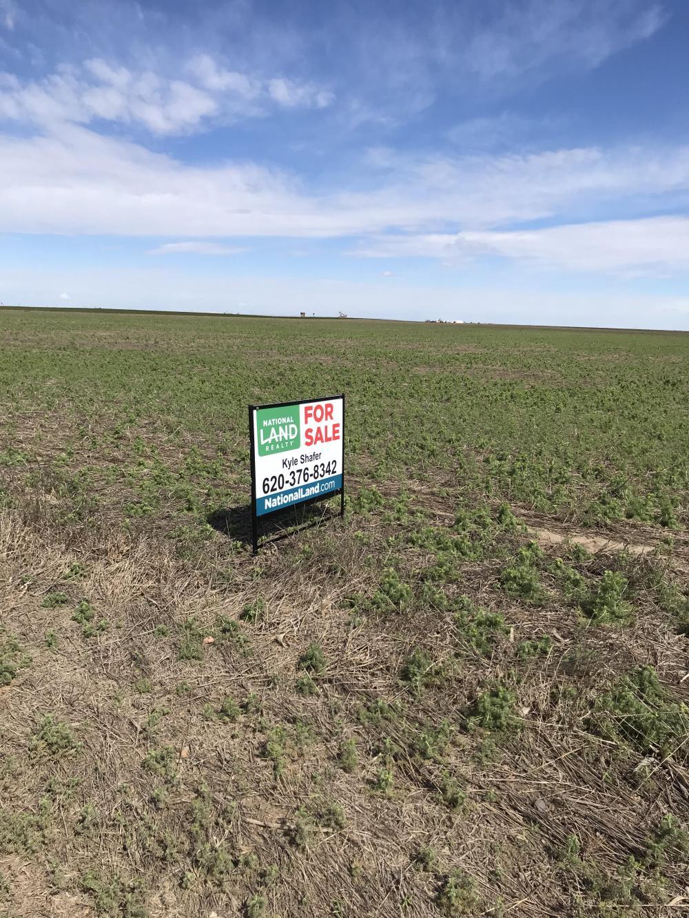Dry Land Farm Ground For Sale in Finney, Kansas in Finney