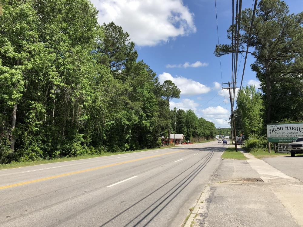 Hampton Midway Small Commercial Lot in Hampton County, SC