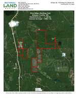 Map of 800+ Ac Lease<br>(Doc 4 of 5)