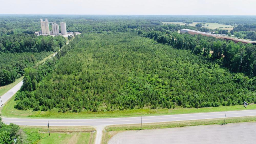 US 64 Business Commercial/Timber Parcel in Nash County, NC