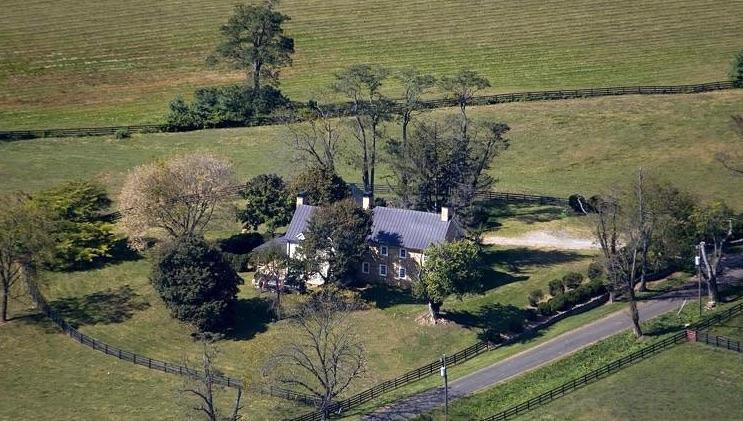 Historic Home with Acreage near Middleburg in Fauquier County, VA