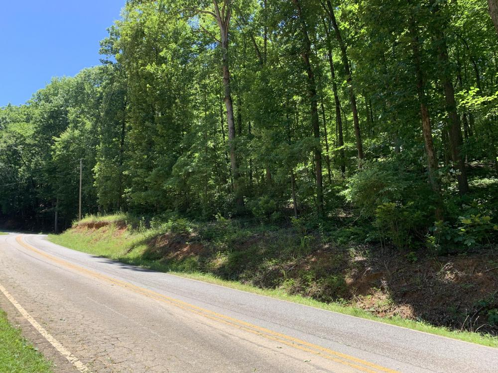 Table Rock Mountain View Homesite in Pickens County, SC