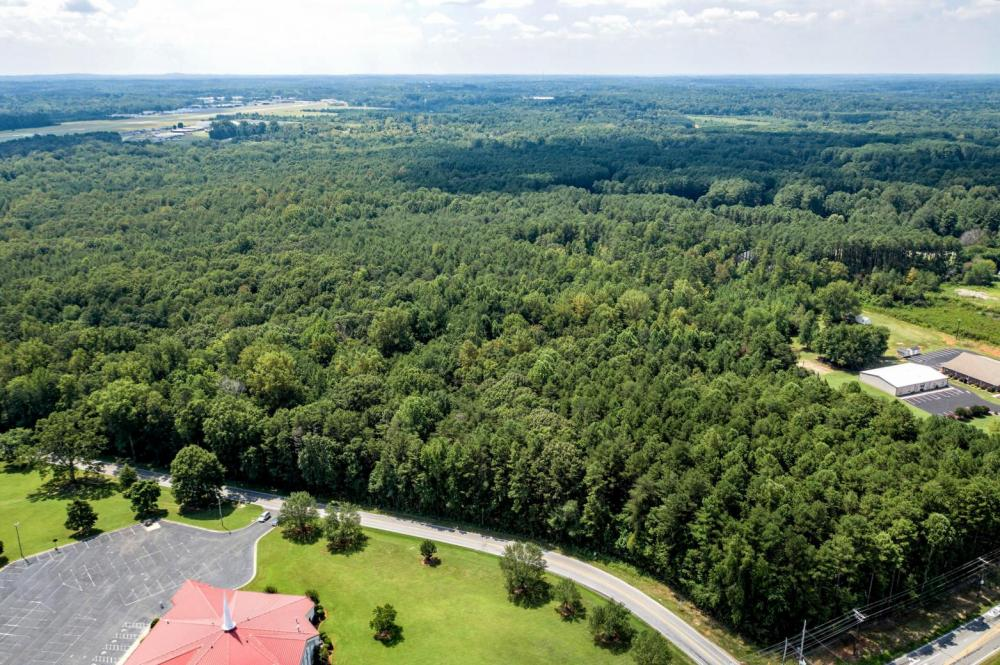 Development Property and Timber in Rowan County, NC