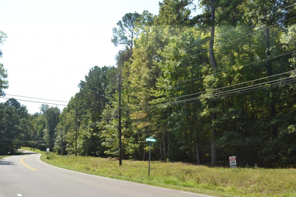 Proposed Subdivision Plan in Durham in Durham County, NC