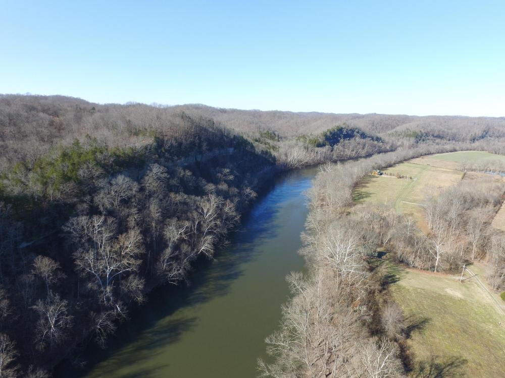 Cumberland River Lots with Private Boat Ramp in Cumberland County, KY