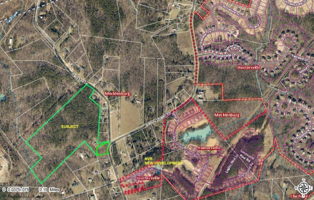Huntersville Residential Development in Mecklenburg County, NC