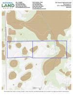 Topo & Wetlands Map<br>(Doc 4 of 4)