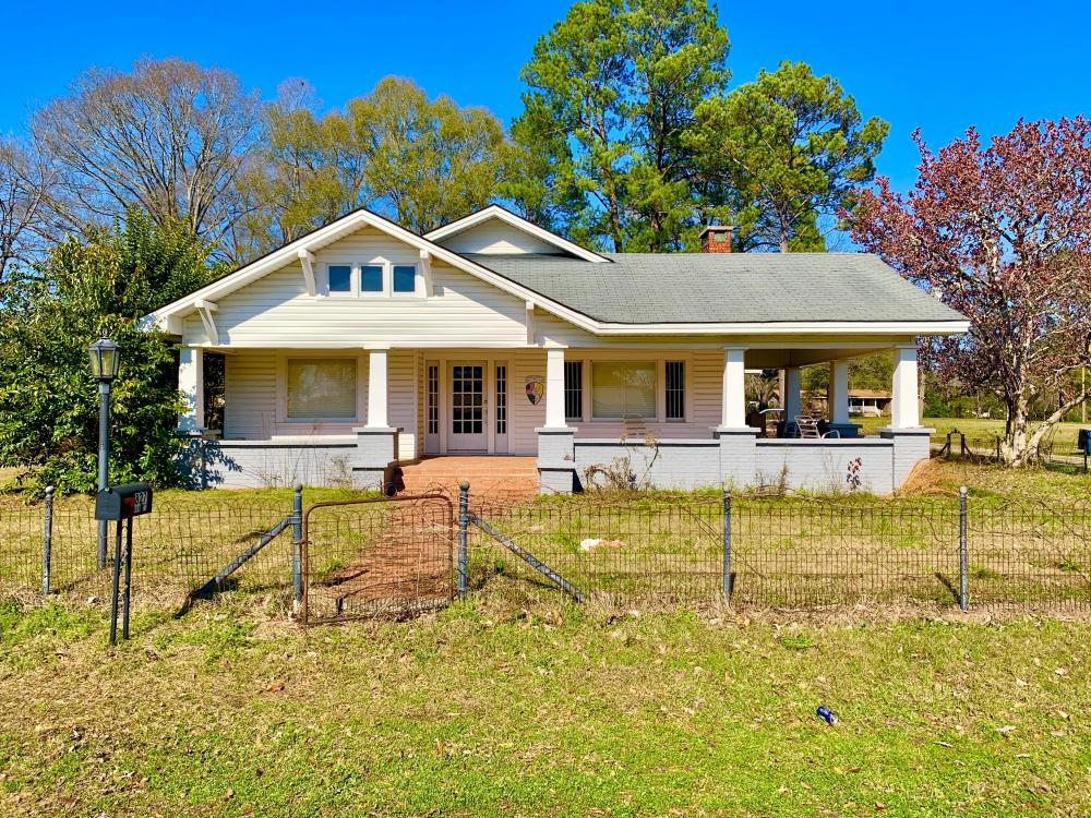 Whatley Home and Camp in Clarke County, AL