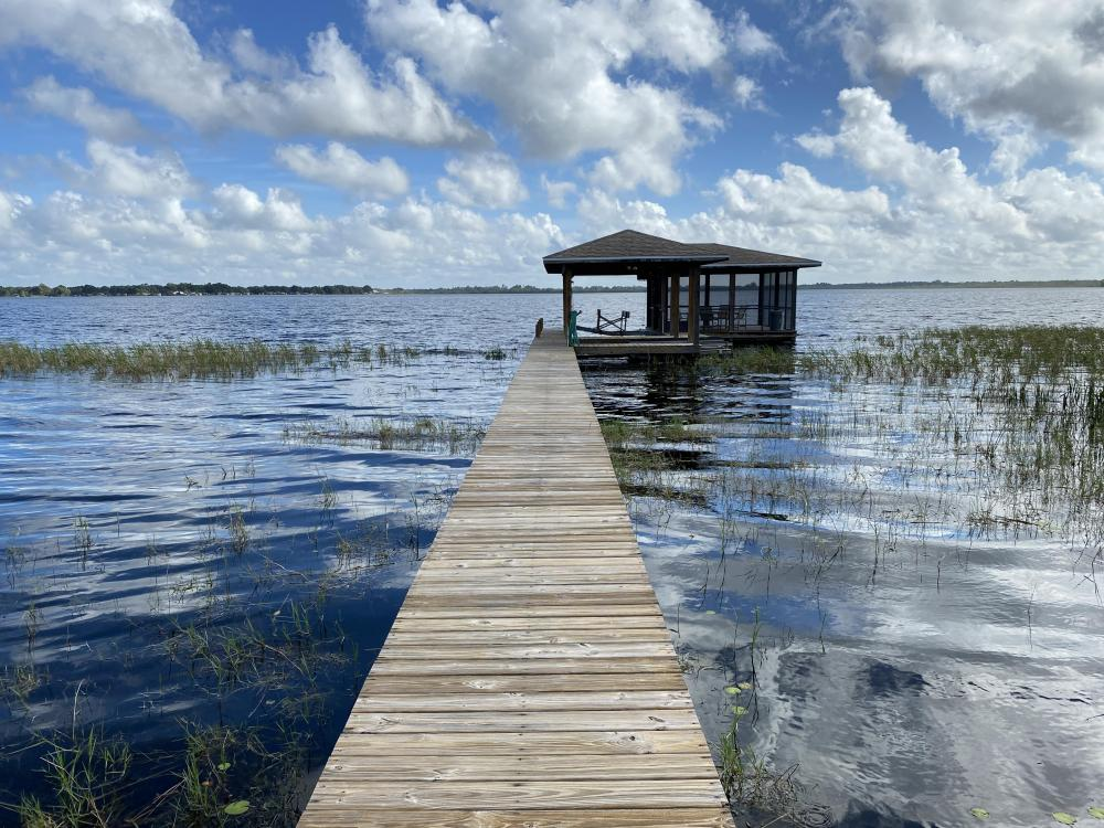 Incredible Lakefront Compound in Polk County, FL