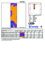 Soils Map<br>(Doc 2 of 3)
