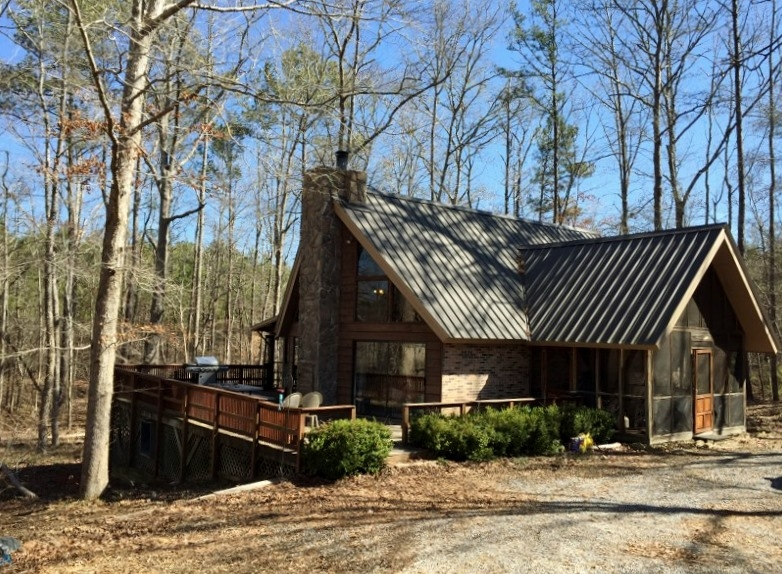 Recreational Hunting With Cabin In Elmore County Alabama