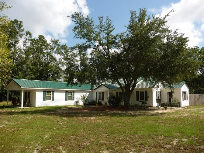 Barnwell Hunting Tract with Home
