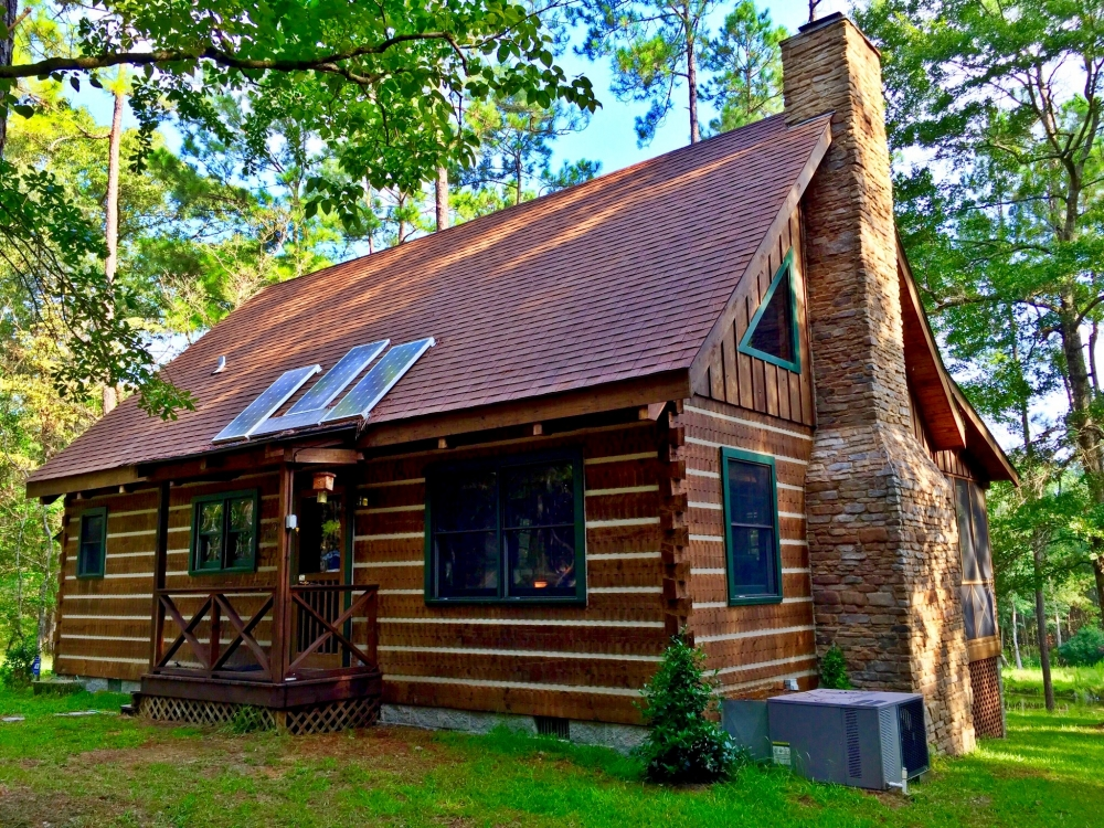 The Big Creek Wilmer Log Cabin Tract In Mobile County Alabama