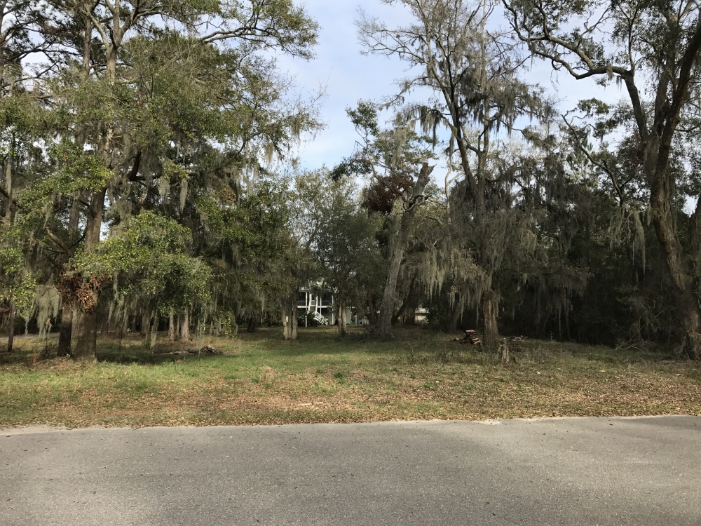 Lands End Water View Lot in Beaufort County South Carolina