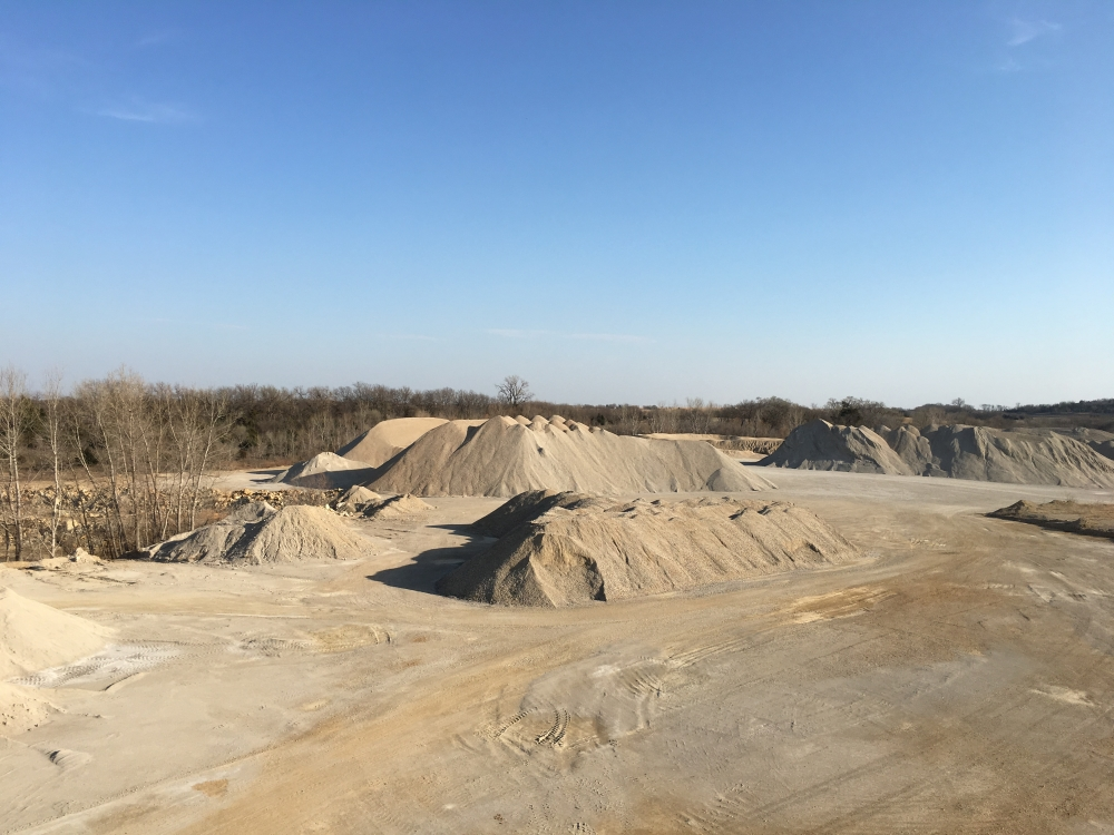Income Producing Rock Quarry