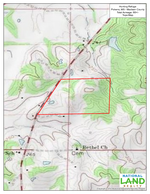 Topo Map<br>(Doc 3 of 4)