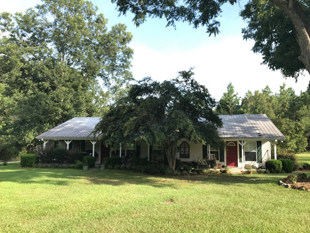 Laurens County Private 'Living off the Land' Home & Property in Laurens County, GA