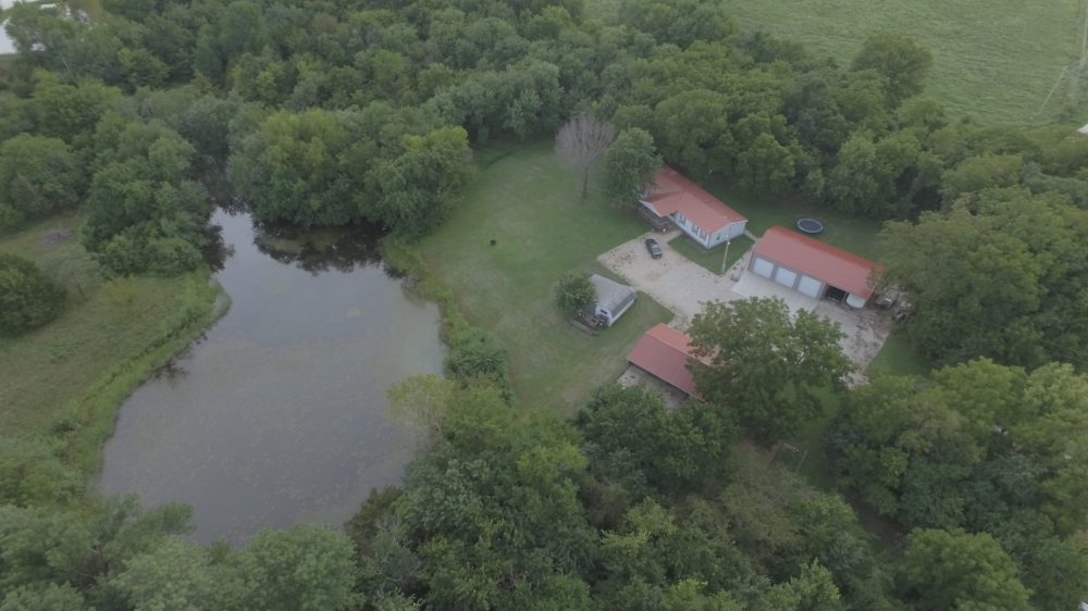 Parsons Perfect Country Home and Acreage