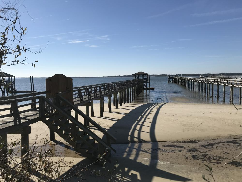 Fort Place Estates Lot 1 Lands End in Beaufort County, SC