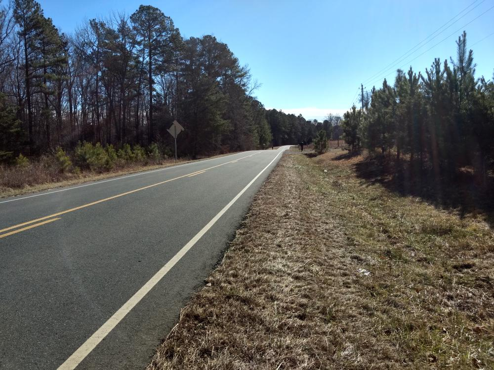 0 Jones Ferry Road Secluded Homesite with Approved Septic in Chatham County, NC