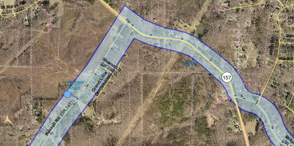 56 Acres of Prime Investment in Durham County, NC